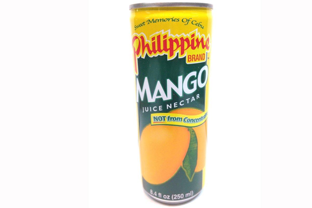 Philippine Juice Nectar Mango