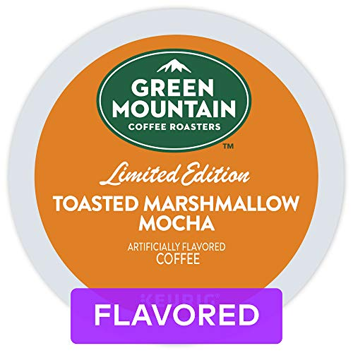 Green Mountain Coffee Roasters, Toasted Marshmallow Mocha
