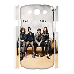 Samsung Galaxy S3 I9300 Phone Case International Raw Fall Out Boy Designed Q1WY499657