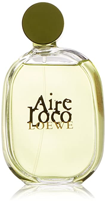 Loewe Aire Loco Eau De Toilette Spray for Women, 1.7 Ounce