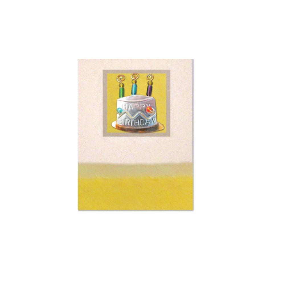 Pilgrim Imports Inc. Pin Card (Happy Birthday)