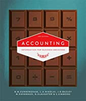 Accounting: Information for Business Decisions, 2nd Edition Front Cover