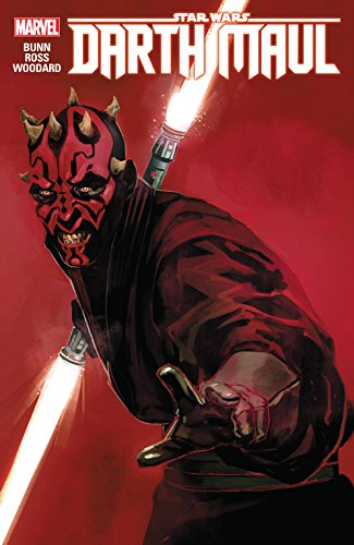 Amazon.com: Star Wars: Darth Maul (9780785195894): Cullen ...