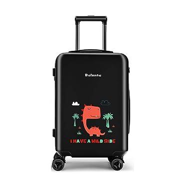 Amazon.com: Maleta para niños con ruedas, diseño de ...
