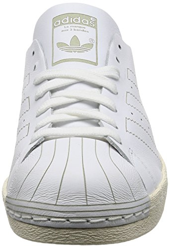 Adidas Superstar 80s Decon - Bz0109 - Kleur Crème-wit - Size: 10.0