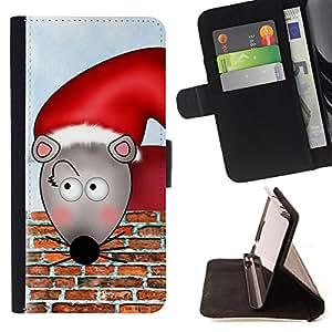 - Israeli flag - - Prima caja de la PU billetera de cuero con ranuras para tarjetas, efectivo Compartimiento desmontable y correa para la mu?eca FOR HTC M8 One 2 King case