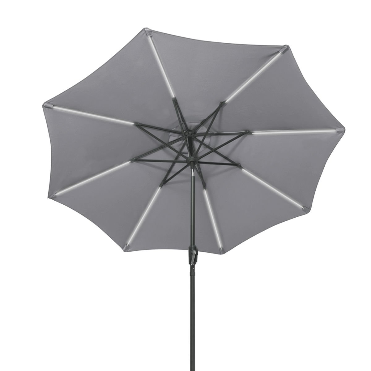 SKEMiDEX Solar Umbrella