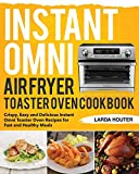 Instant Omni Air Fryer Toaster Oven