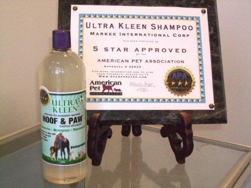 ULTRA KLEEN HOOF and PAW Animal Shampoo, My Pet Supplies