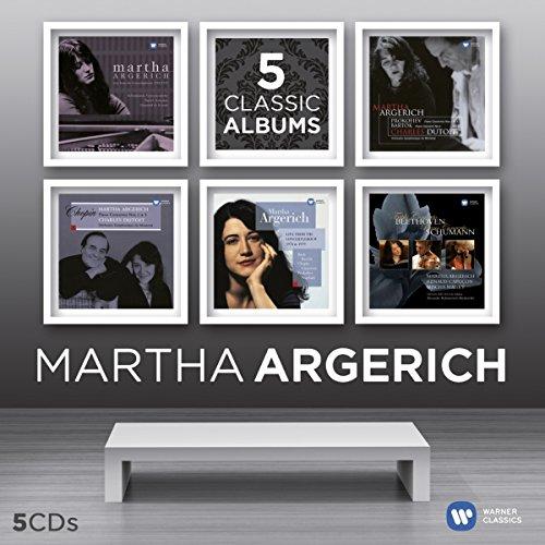 Martha Agerich: 5 Classic - Studio 5 London