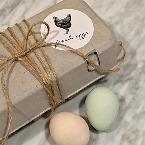 Fresh Eggs Stickers, Chicken Egg Stickers, Egg Carton Stickers, Egg Carton Labels, Hobby Farm, Farmer's Market
