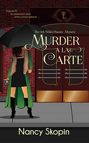Murder A La Carte by Nancy Skopin ebook deal