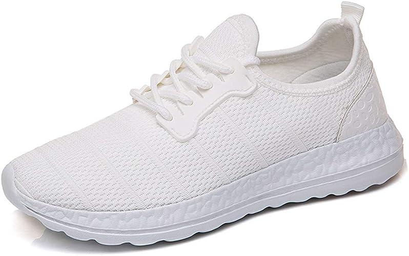 Zapatillas de Correr para Mujer Zapatillas Ligeras y Bajas a Prueba de Golpes Zapatillas de Deporte Deportivas para Correr al Aire Libre: Amazon.es: Zapatos y complementos