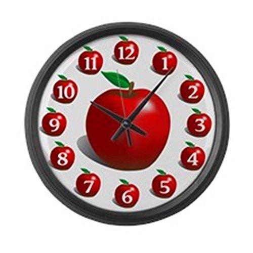 CafePress - Red Apple Fruit - Large 17