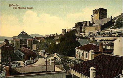 (The Moorish Castle Spain Gibraltar Original Vintage)