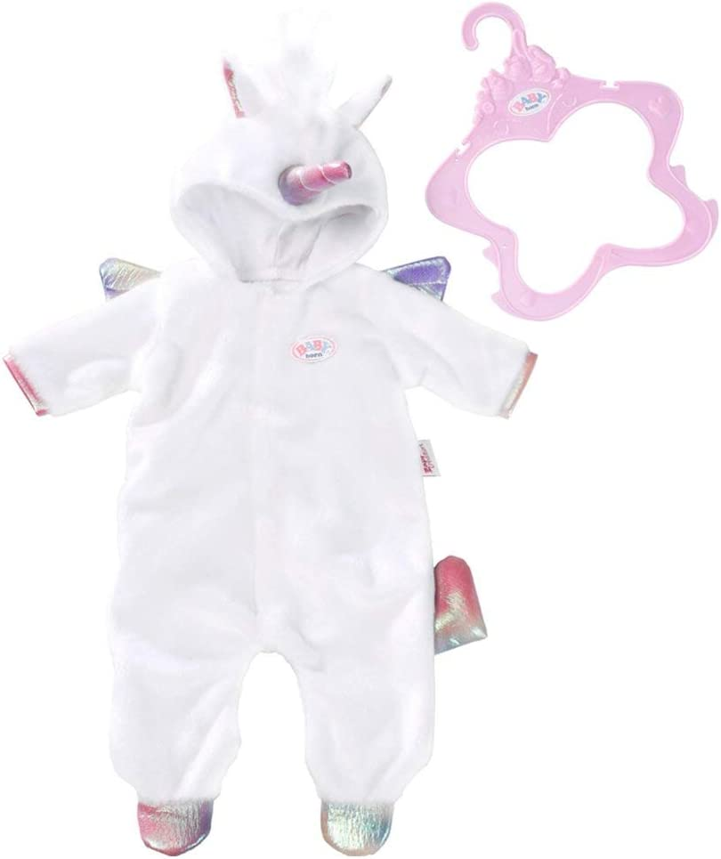 Baby Born- Bebé Nacido Onesie Unicornio (824955)