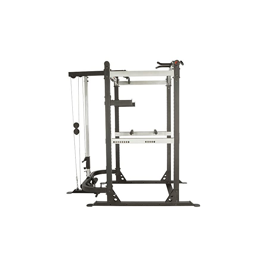Fitness Reality X Class Light Commercial Olympic LAT Pull Down & Low Row Cable Attachment