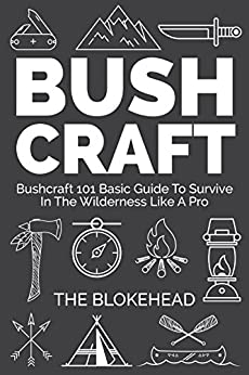 Bushcraft : Bushcraft 101 Basic Guide To Survive In The Wilderness Like A Pro (The Blokehead Success Series) by [The Blokehead]