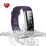 Best Health Tracker Watches - Ulvench Fitness Tracker, Heart Rate Monitor Smart Watch Review