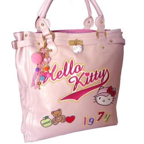 Hello Kitty, Borsa tote donna