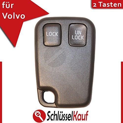 2 St/ück VOLVO 2 Tasten Schl/üsselgeh/äuse Funk Fernbedienung Ersatz Geh/äuse S40 V40 S70 C70 V70 Autoschl/üssel Remote Case Neu