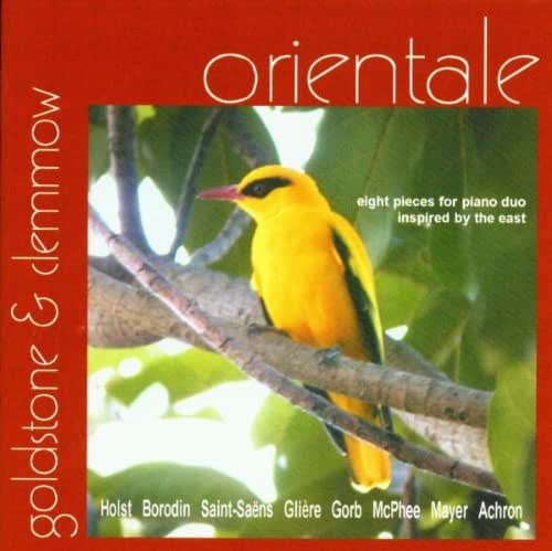 Orientale: Music for Piano Duo Inspired By East