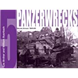 Panzerwrecks 5: German Armour 1944-45