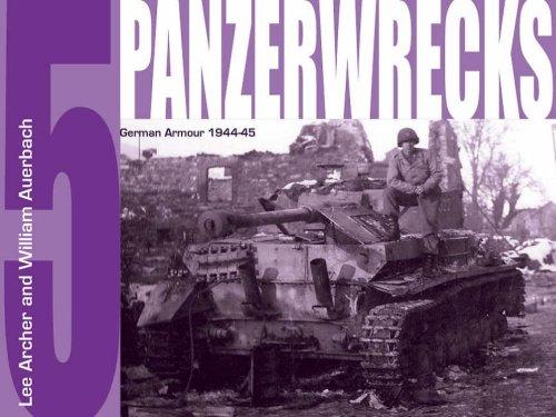 Panzerwrecks 5 - German Armour 1944 - 45 pdf