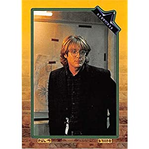 James Spader is Daniel Jackson trading card Stargate Movie 1994#13