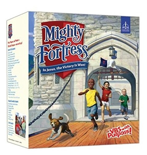 VBS-2017-Mighty Fortresss Starter Kit (Dec)