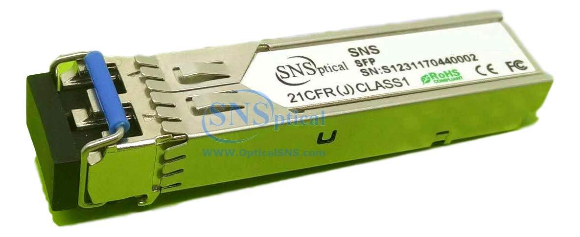 New AT-SPLX10 Allied Telesis Compatible 1000Base-LX 10KM SFP Transceiver module