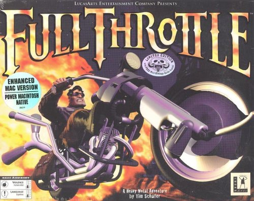 Full Throttle Mac product image