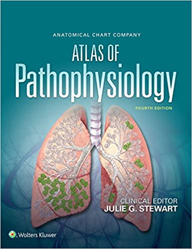 Amazon com: Anatomical Chart Company Atlas of Pathophysiology eBook