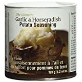The Garlic Box The Ultimate Garlic & Horseradish Potato Seasoning 120 Gram