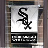 WinCraft Chicago White Sox Double Sided Garden Flag