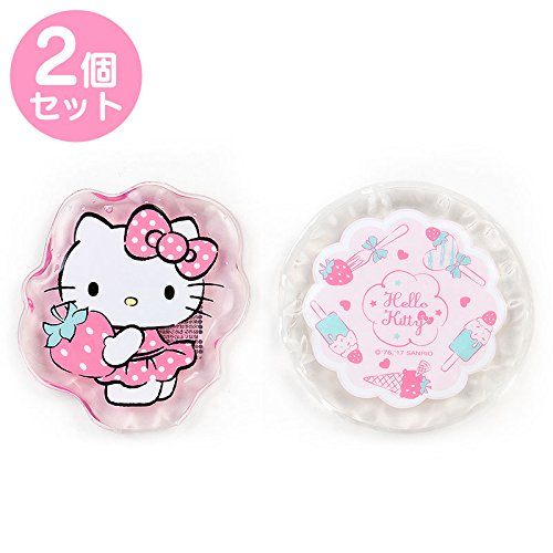 sanrio-hello-kitty-refrigerant-set-of-two-dots-from-japan-new