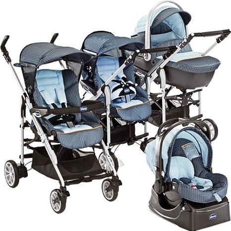 Máxima comodidad Sistema De Viaje Chicco Cochecito de bebé