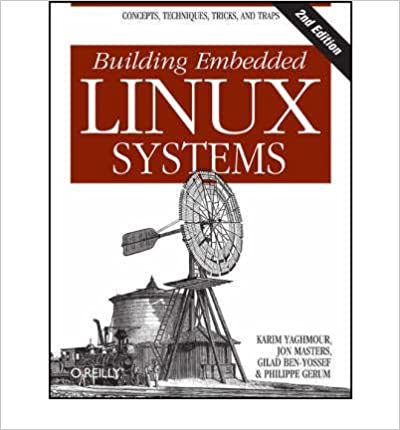 Livres A Telecharger En Pdf Building Embedded Linux Systems