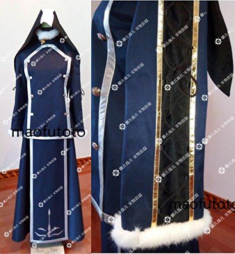 「ノーブランド品」Fate/Prototype アーサーペンドラゴン/Saber コスプレ衣装+帽   B07C76JJTC