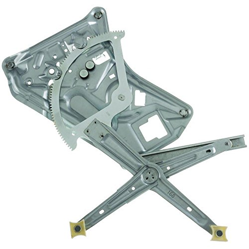 New Window Regulator Front Drivers Side Left LH For 1988 1989 1990 1991 1992 1993 1994 BMW E32 & 7 Series 740-400, 51321938367, 51331388611
