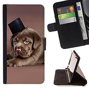 Jordan Colourful Shop -Pug Dog PUPPY Pet -- Leather Case Absorci¨®n cubierta de la caja de alto impacto FOR Samsung Galaxy S6 Edge G9250 G925F ---