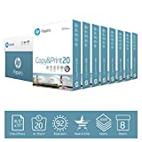 HP Printer Paper Copy&Print 20lb, 8.5 x 11, 8