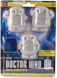 Doctor Who Adipose Putty Stress Toy Pack of 3