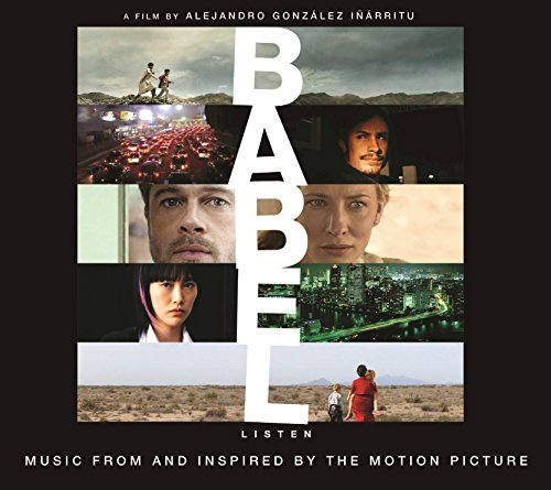 Cover of Babel - Music From And Inspired By The Motion Picture