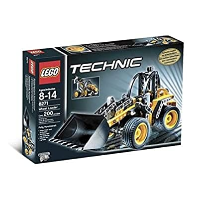 LEGO (Technique Wheel Loader 8271: Toys & Games