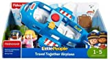 Fisher-Price Little People Travel Together Airplane [English]