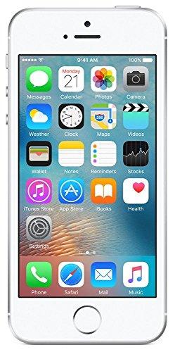 Apple iPhone SE  Silver, 32 GB