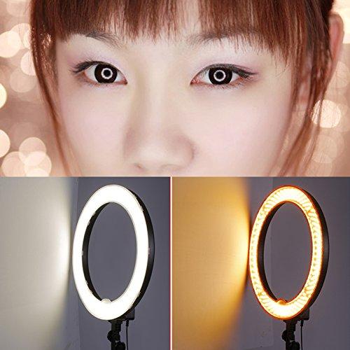 Resultado de imagen para Neewer Smart Phone Camera LED Dimmable Ring Video Light Kit MODEL