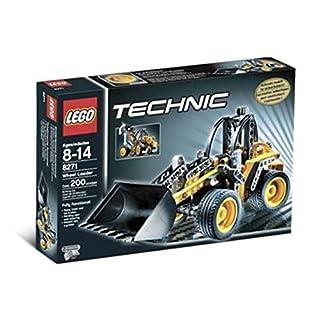 LEGO (Technique Wheel Loader 8271