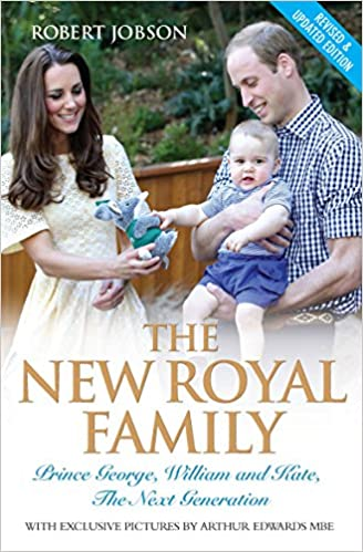 William and Kate (The Monarchy Book 1)